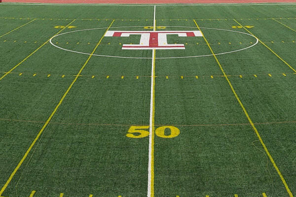 College Turf Field